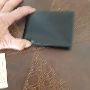 Mens prince gardner leather wallet